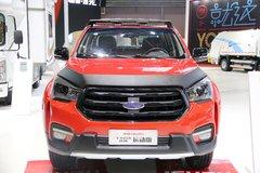 庆铃达咖TAGA 运动版 3.0T柴油 131马力 四驱 双排皮卡 卡车图片