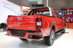 庆铃达咖TAGA 运动版 3.0T柴油 131马力 四驱 双排皮卡