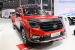 庆铃达咖TAGA 2020款 豪华版 1.8T汽油 231马力 四驱 长轴距双排皮卡(国六)图片