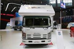 庆铃 五十铃700P  单排旅居车 卡车图片