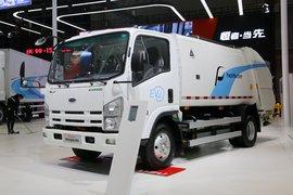 庆铃 五十铃EVK100 7.3T 单排纯电动环卫垃圾车