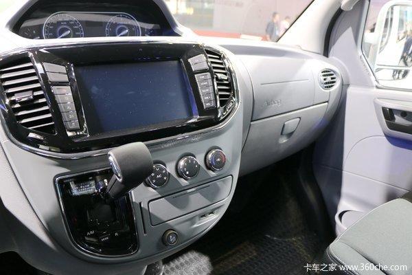 优惠0.7万上海大通V80封闭货车促销中