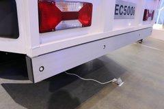 上汽跃进 超越EC500i 5.2米单排纯电动智能城市物流车 卡车图片