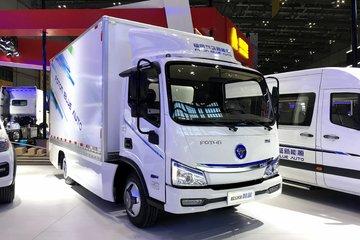 福田 欧马可智蓝 6.5T 4.14米单排纯电动厢式微卡(BJ5065XXYEV1)