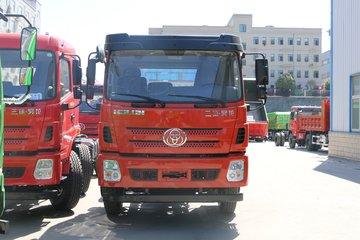 三环十通 昊龙中卡 240马力 6X2 6.5米自卸车