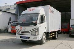 东风 多利卡D5 2018款 88马力 3.8米单排厢式轻卡(EQ5041XXY3BDDAC) 卡车图片