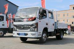东风 凯普特K5 115马力 2.8米双排栏板轻卡(EQ1041D3BDD) 卡车图片