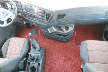 青岛解放 JH6重卡 智尊550超轻版 550马力 6X4牵引车(潍柴)(CA4259P25K2T1E5A80)图片