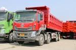 东风柳汽 乘龙H5 330马力 8X4 7.2米自卸车(LZ3315H5FB)图片