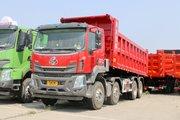 东风柳汽 乘龙H5 轻量化版 280马力 8X4 6.5米自卸车(440后桥)(LZ3312H5FB)