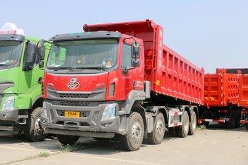 东风柳汽 乘龙H5 330马力 8X4 6.8米自卸车(440后桥)(LZ3313H5FB)