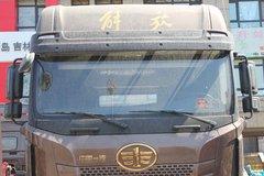 青岛解放 JH6 460马力 8X4 9.4米冷藏车底盘(CA5320XLCP25K2L7T4E5A80) 卡车图片