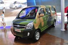 北汽 威骏 2014款 经济型 141马力 2.2L面包车