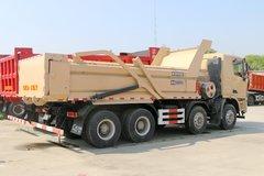 联合卡车 U340重卡 340马力 8X4 5.6米LNG自卸车(QCC3312N656) 卡车图片