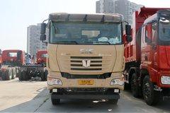 联合卡车 U340重卡 340马力 8X4 5.6米LNG自卸车(QCC3312N656)