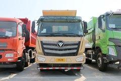 福田 欧曼新ETX 9系重卡 336马力 8X4 5.6米自卸车(BJ3313DMPKC-AG) 卡车图片