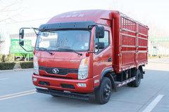 时风 风驰 130马力 4.04米单排仓栅式轻卡(SSF5041CCYDJ75) 卡车图片