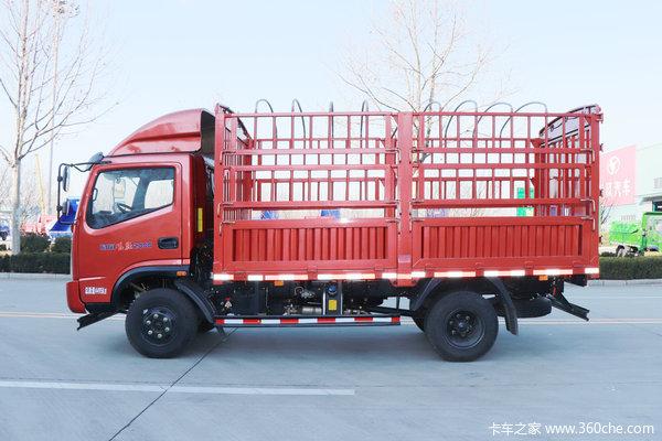 仅售6.80万贵港时风风驰载货车优惠促销