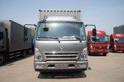 现代商用车 盛图H5 141马力 4.12米单排仓栅式轻卡(CHM2040CCYGDC33V)