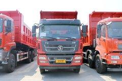 陕汽商用车 轩德X6 复合版 270马力 8X4 6.8米自卸车(SX3315GP5) 卡车图片