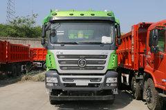 陕汽商用车 轩德X3 385马力 6X4 5.6米自卸车(SX3250MP5364)