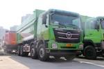 福田 欧曼GTL 9系重卡 400马力 8X4 5.6米自卸车(国六)(BJ3319Y6GRL-06)图片