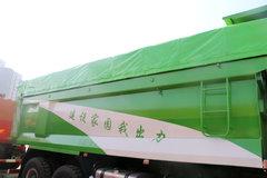 福田 欧曼GTL 9系重卡 北方版 400马力 8X4 6.5米自卸车(BJ3319DNPKC-AA) 卡车图片