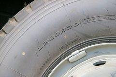 陕汽重卡 德龙F3000 380马力 6X4 6米LNG自卸车(SX3258DR404TL)