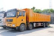 陕汽重卡 德龙X3000 标准版 430马力 8X4 7.6米自卸车(SX5310ZLJ5C406)