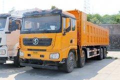 陕汽重卡 德龙X3000 430马力 8X4 8米自卸车(SX3310XC61B) 卡车图片