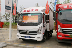 重汽王牌 瑞狮 156马力 4.15米单排厢式轻卡(CDW5090XXYH1R5) 卡车图片