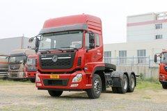 东风商用车 天龙VL重卡 2019款 400马力 6X4牵引车(大齿)(DFH4250A4) 卡车图片