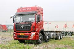 东风商用车 天龙VL重卡 2019款 轻赢版 450马力 8X4 9.4米栏板载货车(DFH1310A1) 卡车图片