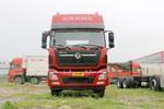 东风商用车 天龙VL重卡 350马力 8X4 9.3米仓栅式载货车(英创斐得牌)(DCA5310CCQW229)图片
