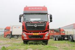 东风商用车 天龙VL重卡 350马力 8X4 9.6米仓栅式载货车(DFH5310CCYA3)