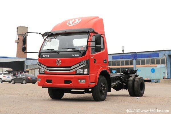 东风多利卡 蓝牌 玉柴发动机 4.2米长 宽2.3
