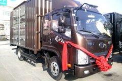 解放 虎VN 130马力 3.78米排半厢式轻卡(CA5040XXYP40K56L2E5A84) 卡车图片