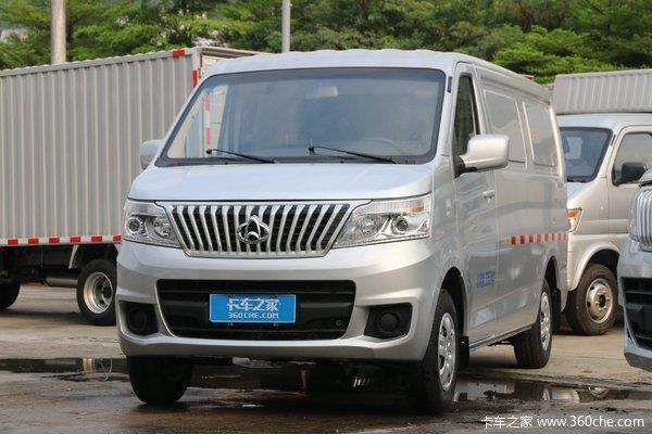 长安轻型车 睿行M80 标准型 109马力 封闭厢式货车