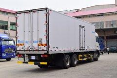 中国重汽 HOWO T5G 340马力 8X4 9.4米冷藏车(ZZ5317XLCN466GE1) 卡车图片