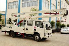 东风 福瑞卡 95马力 4X2 高空作业车(程力威牌)(CLW5052JGKZ3)