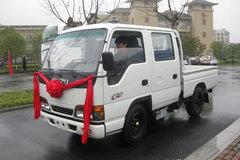 庆铃 100P 95马力 2.1米双排栏板轻卡 卡车图片