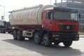 陕汽 德龙F2000 270马力 8X4 粉粒物料车(SX5315GFLNN456)图片