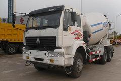 中国重汽 金王子 340马力 6X4 混凝土搅拌车(ZZ5251GJBN3841C)