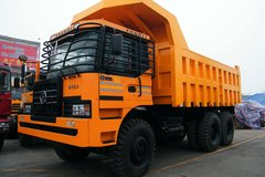 陕汽通力 375马力 6X4 宽体矿用自卸车(5.6米)