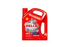 壳牌 红喜力HX3 25W-60(K超里程)