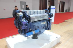 潍柴WP10.340E32 340马力 10L 国三 柴油发动机