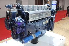 潍柴WP10NG300E40 国四 发动机