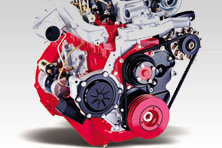 大柴CA4DC2-10E3 发动机