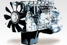 大柴CA6DE3-18E3 180马力 6.6L 国三 柴油发动机