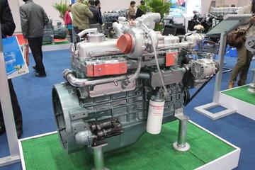 玉柴YC6J180-33 180马力 6.5L 国三 柴油发动机